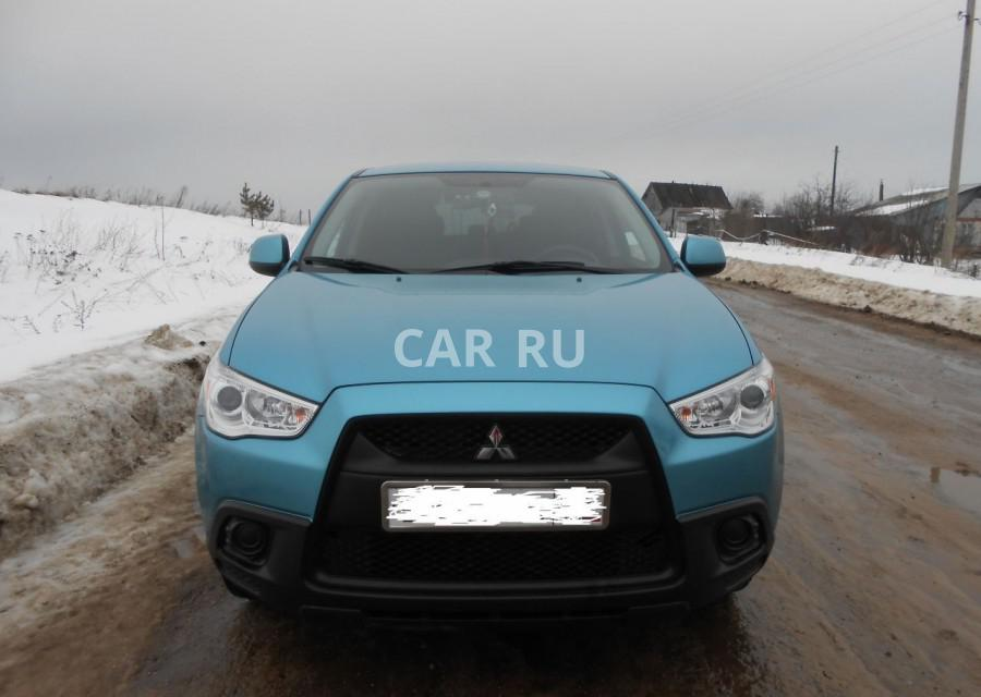 Mitsubishi ASX, Алатырь