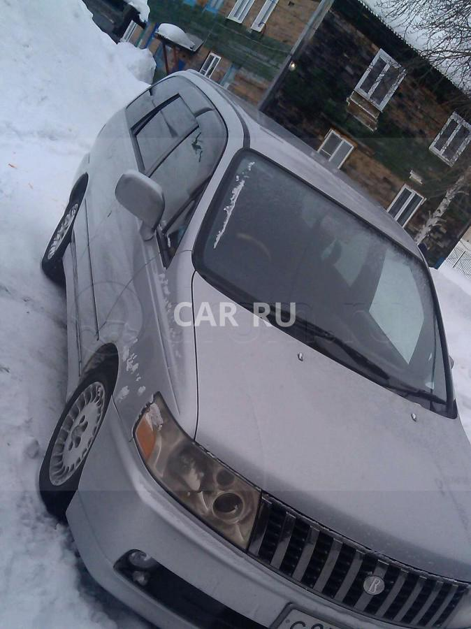 Nissan Bassara, Байкальск