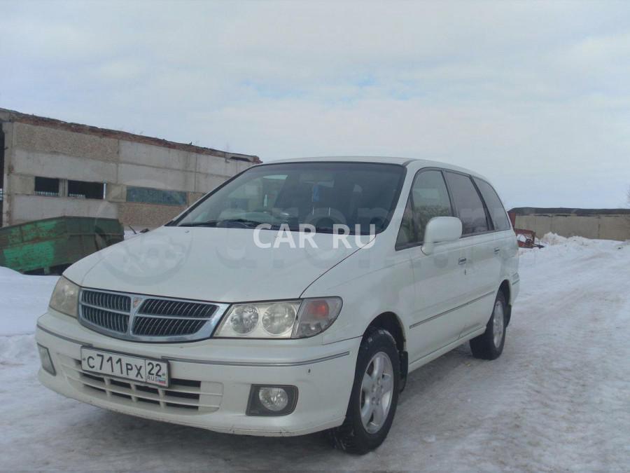 Nissan Presage, Барнаул