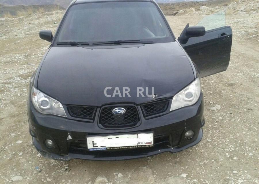 Subaru Impreza, Армавир