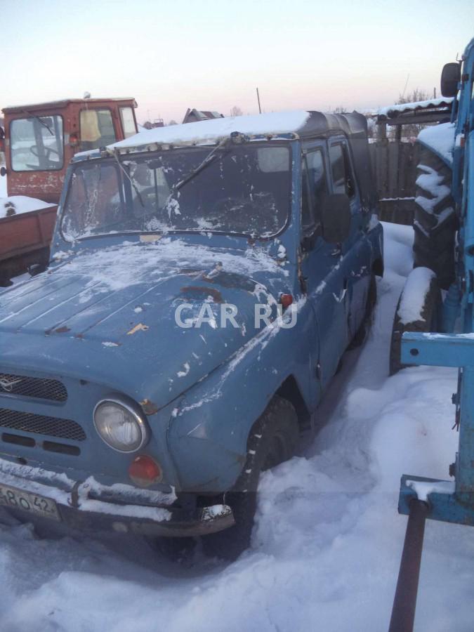 Уаз 3151, Белово