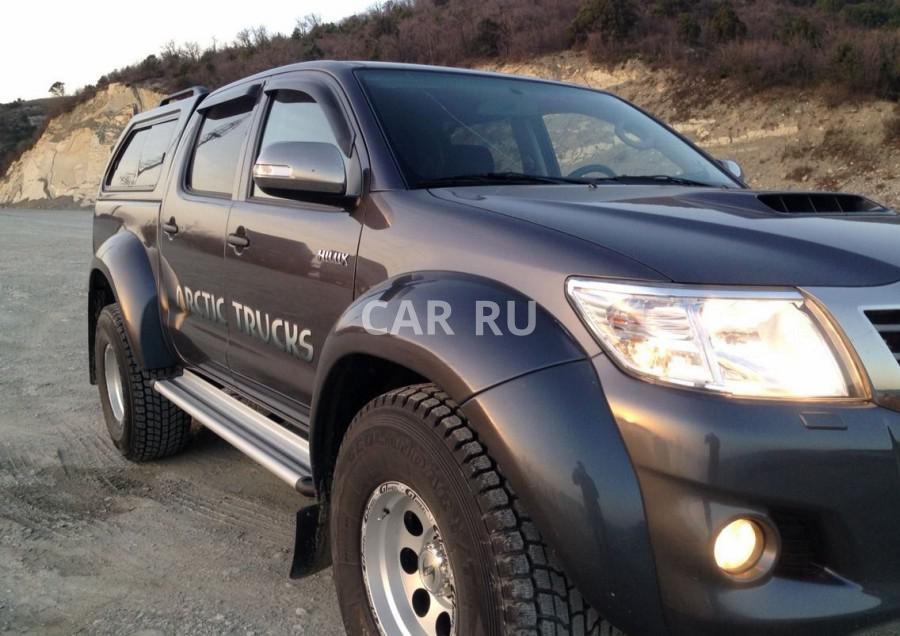 Toyota Hilux, Абинск
