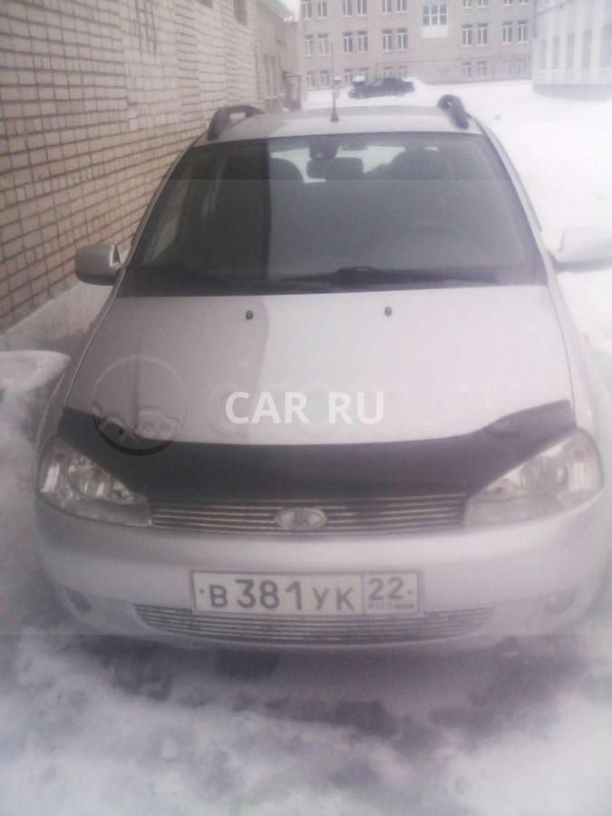 Лада Kalina, Барнаул