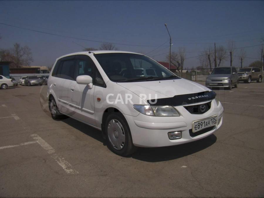 Mazda Premacy, Артём