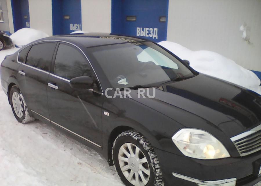 Nissan Teana, Арзамас
