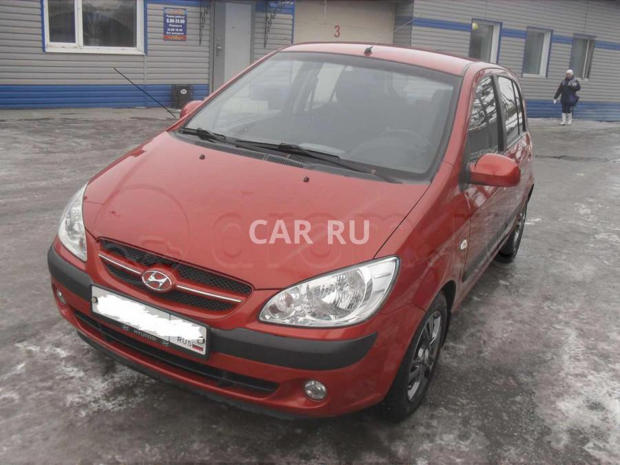 Hyundai Getz, Ачинск