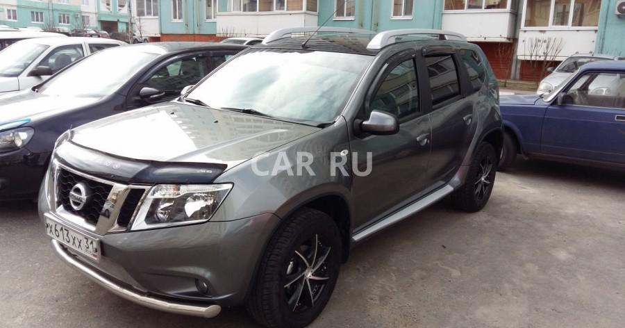 Nissan Terrano, Белгород
