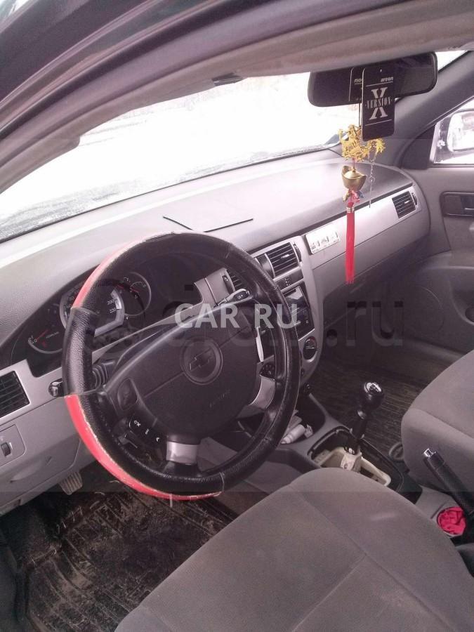 Chevrolet Lacetti, Александровское