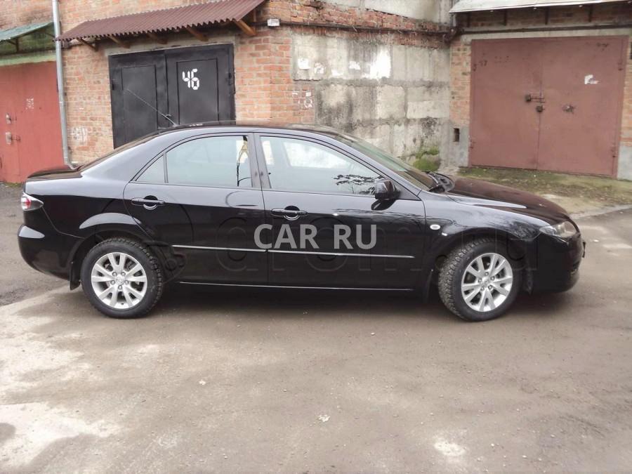 Mazda 6, Ахтубинск