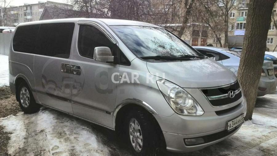 Hyundai Grand Starex, Александров