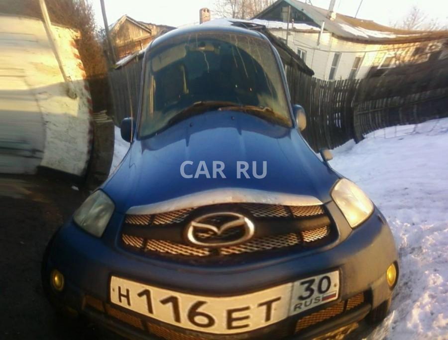 Mazda Tribute, Астрахань