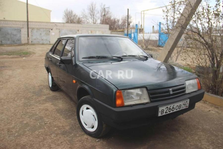 Lada 21099, Астрахань