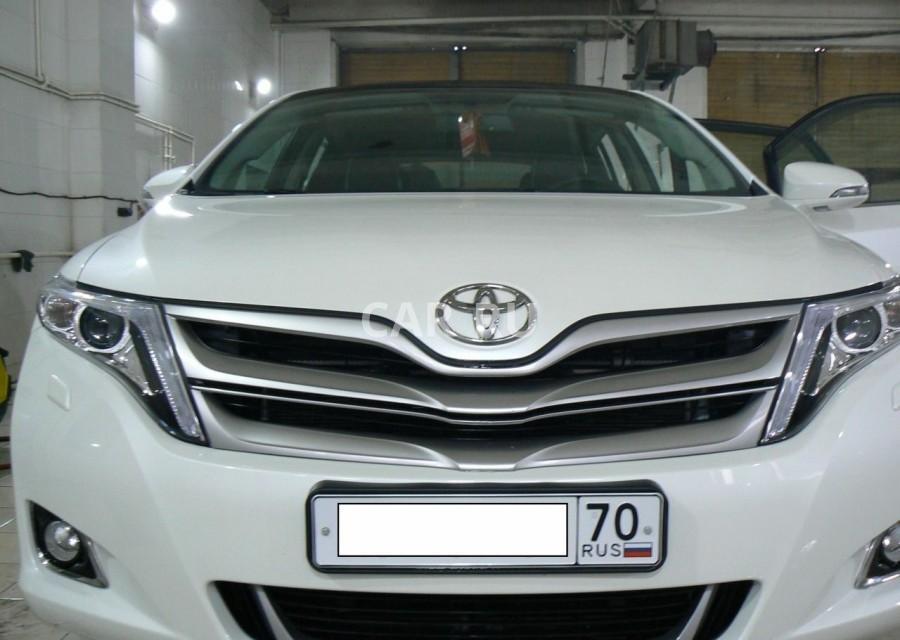 Toyota Venza, Анапа