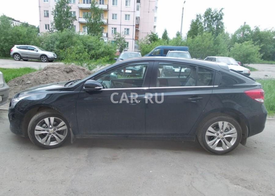 Chevrolet Cruze, Архангельск