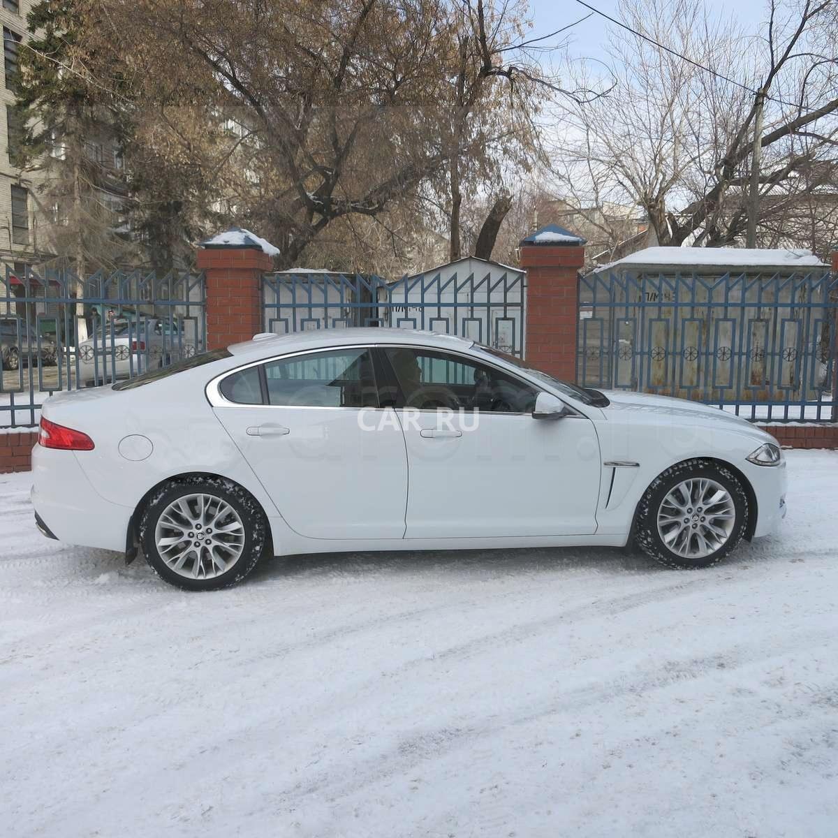 Jaguar XF, Барнаул