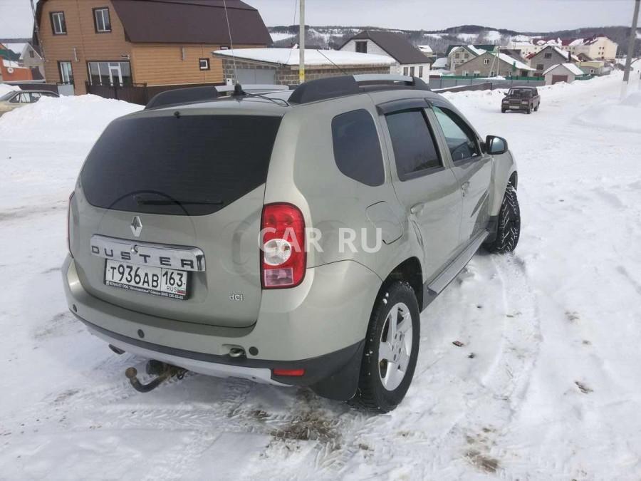 Renault Duster, Бавлы