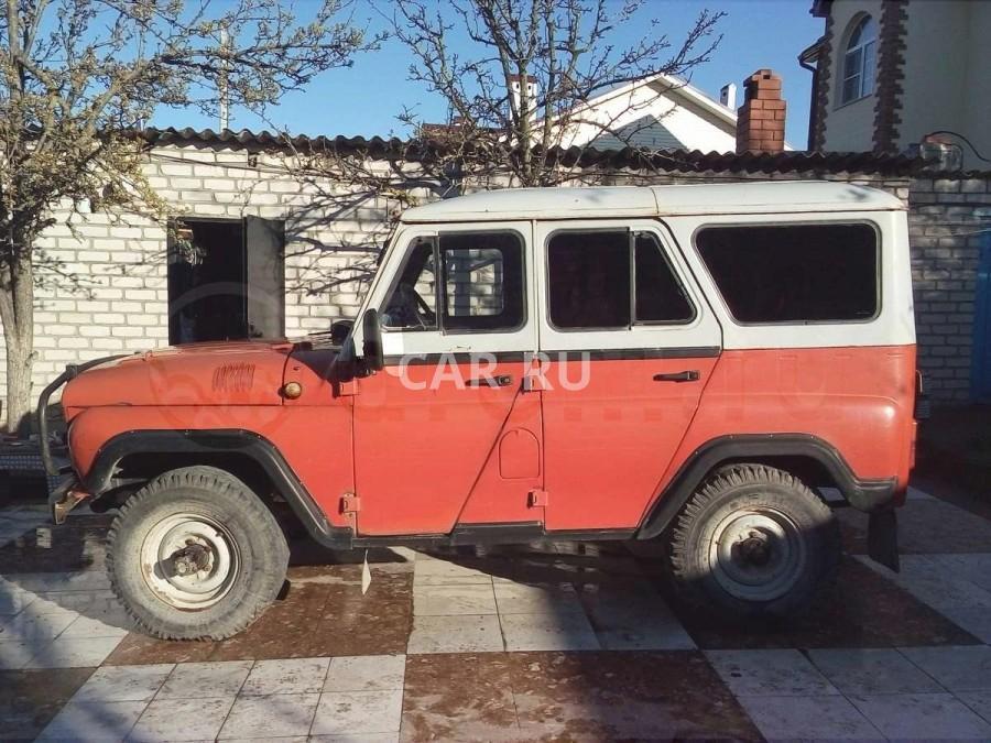 Уаз 469, Анапа