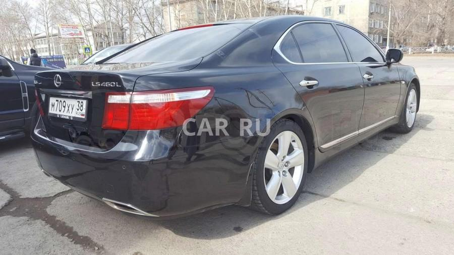 Lexus LS, Абакан