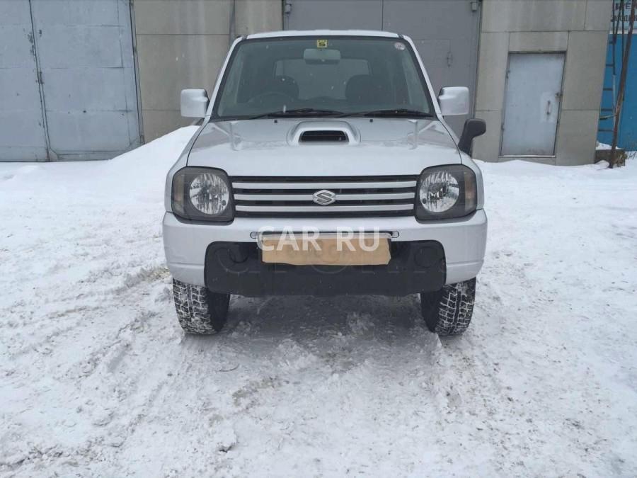 Suzuki Jimny, Ачинск