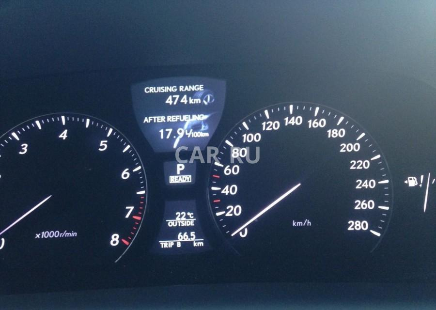 Lexus LS, Армавир