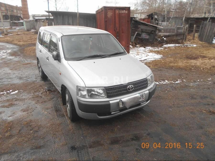 Toyota Probox, Архара