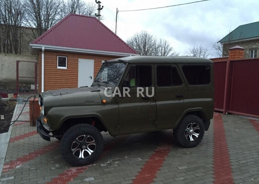 Уаз 31512, Алексеевка