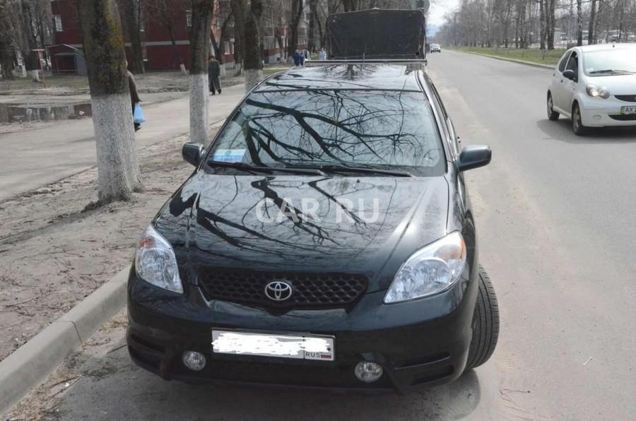 Toyota Matrix, Белгород