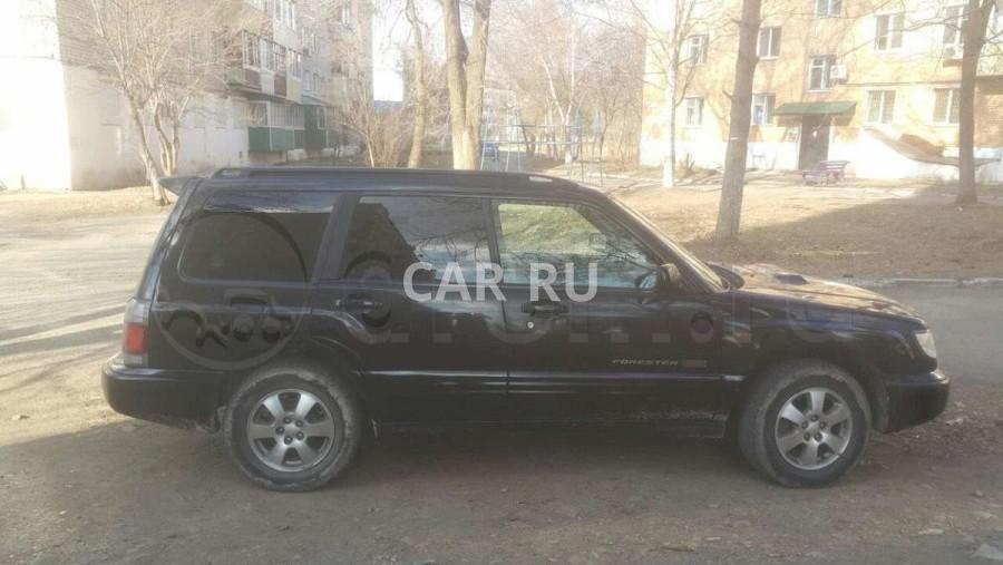 Subaru Forester, Арсеньев