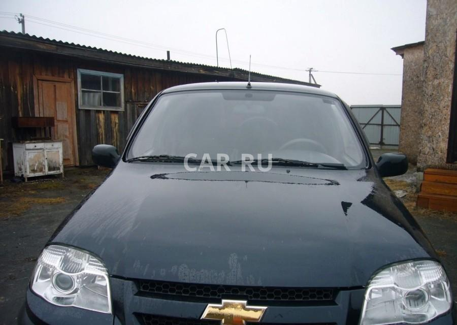Chevrolet Viva, Артёмовский