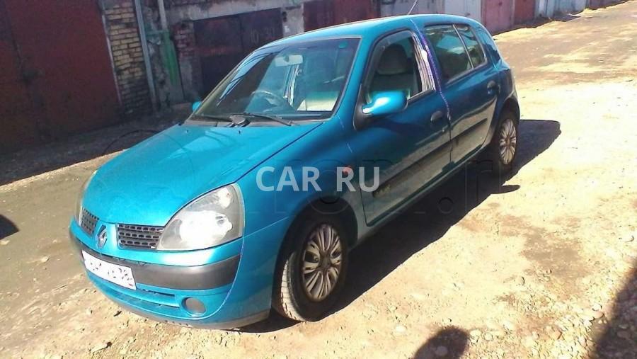 Renault Clio, Ангарск