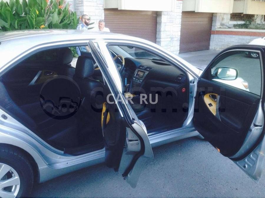 Toyota Camry, Алушта