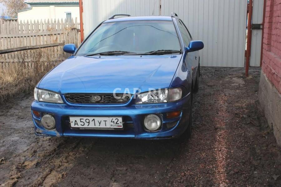Subaru Impreza, Белово