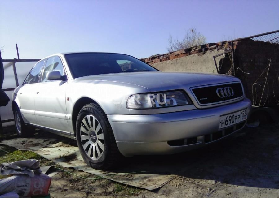 Audi A8, Астрахань