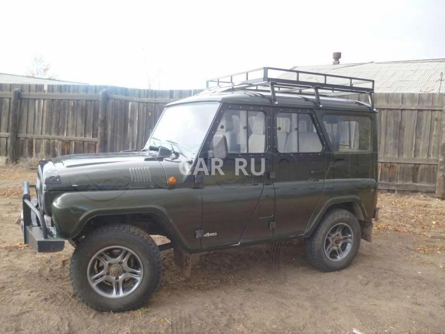 Уаз Hunter, Баргузин