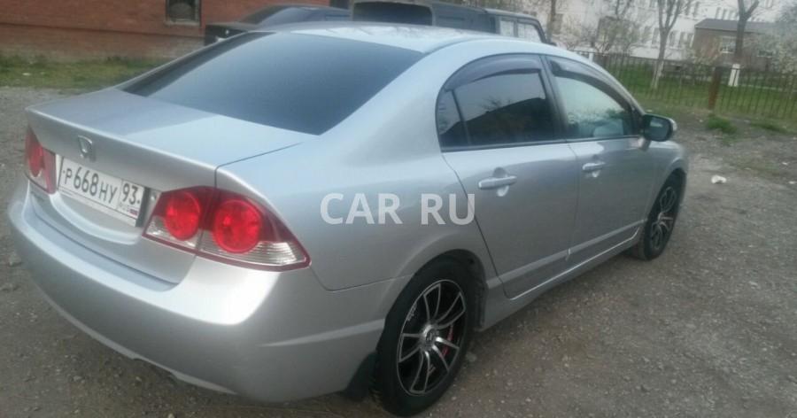 Honda Civic, Абинск
