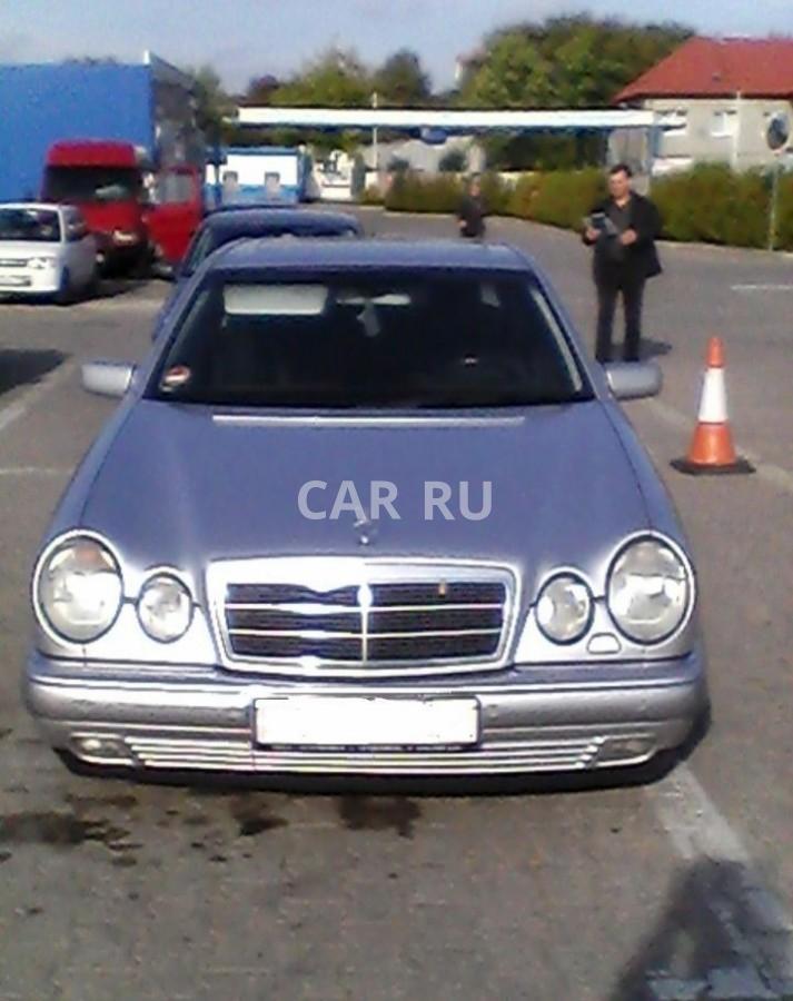 Mercedes E-Class, Балтийск