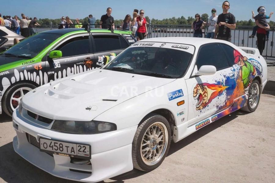Nissan Skyline, Барнаул