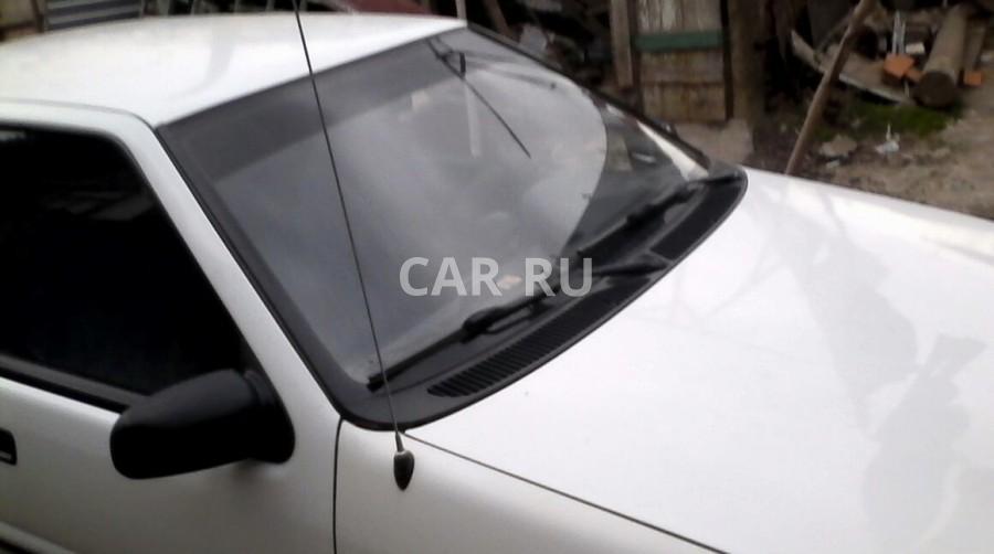 Hyundai Pony, Астрахань