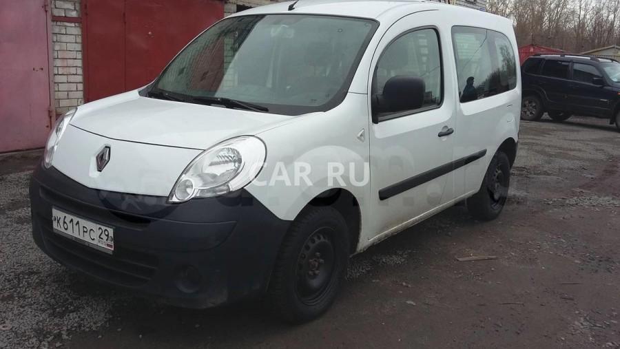 Renault Kangoo, Архангельск
