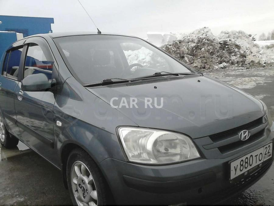Hyundai Getz, Барышево
