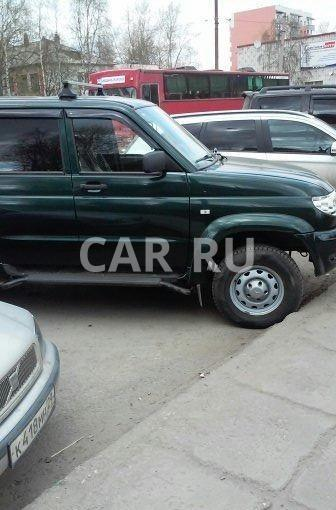 Уаз Pickup, Архангельск