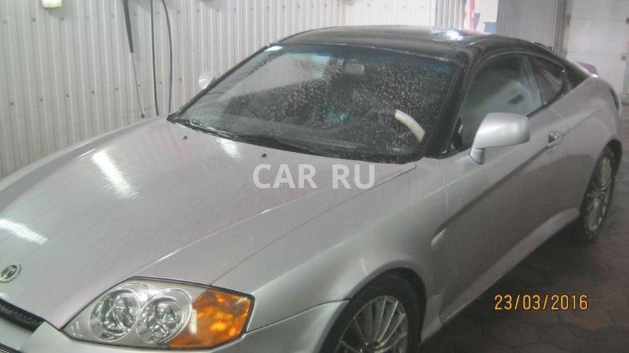 Hyundai Tuscani, Барабинск