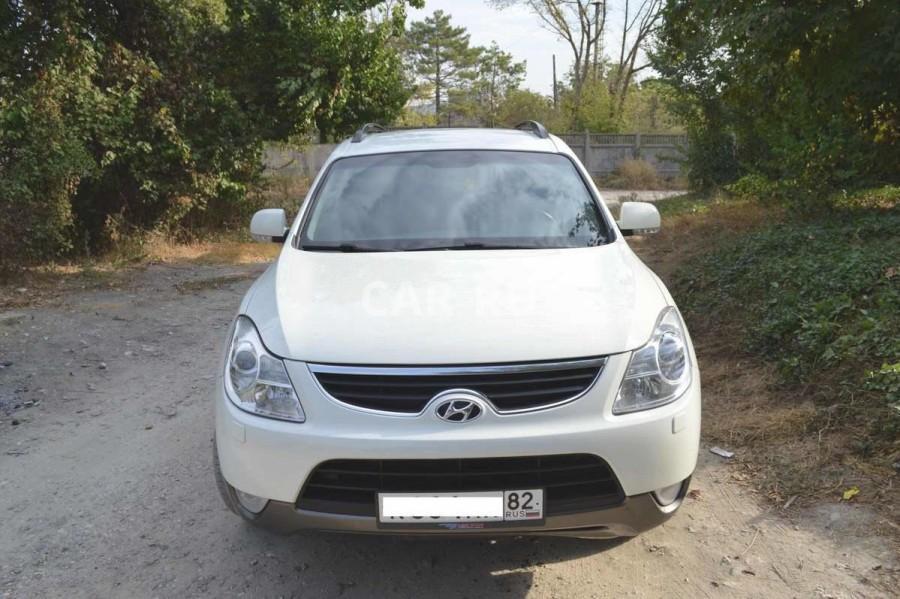 Hyundai ix55, Бахчисарай