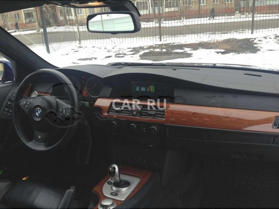 BMW M5, Барнаул