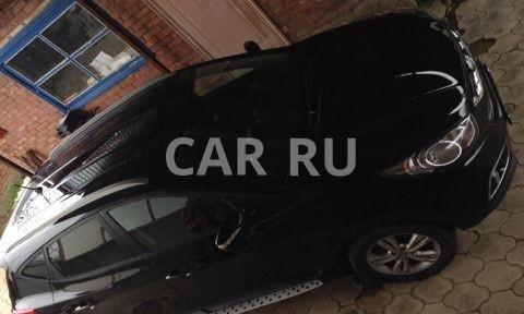 Hyundai ix35, Абинск