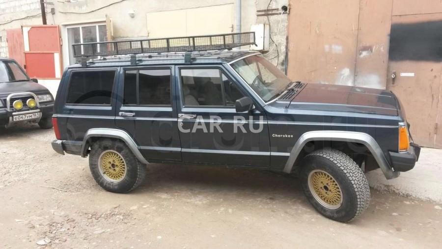 Jeep Cherokee, Анапа