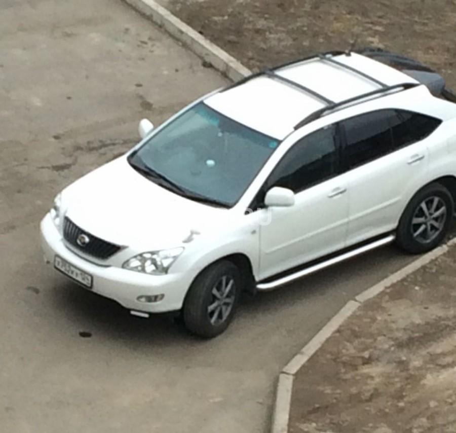 Toyota Harrier, Абакан