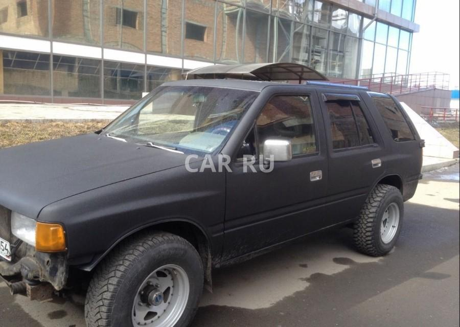 Isuzu Rodeo, Абакан