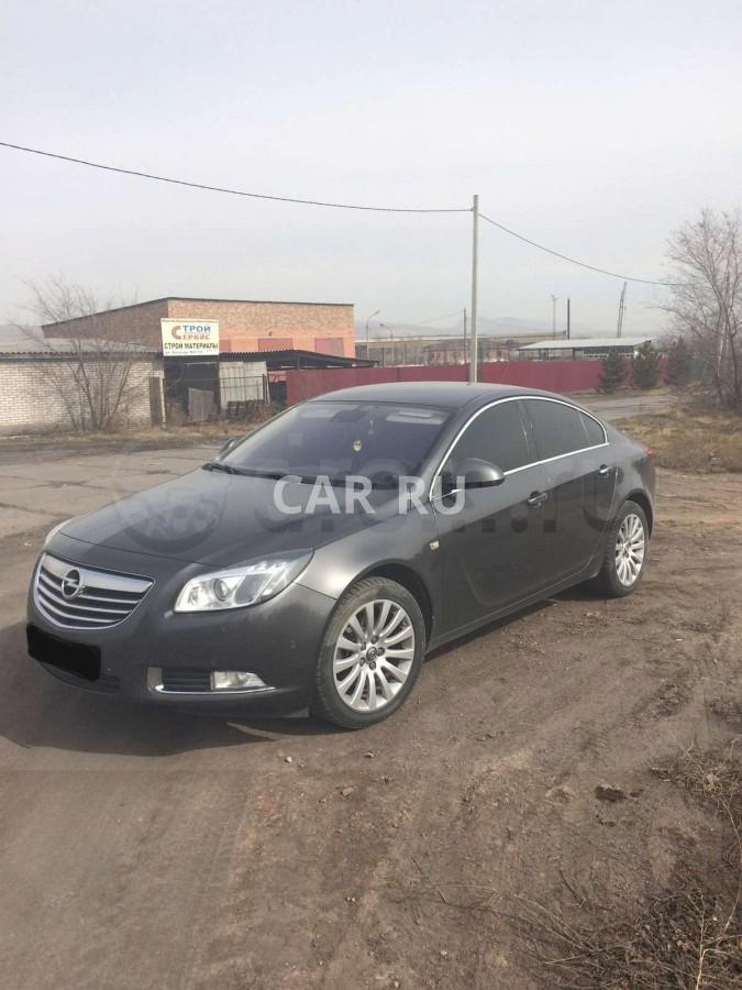 Opel Insignia, Ачинск