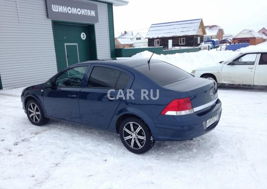 Opel Astra, Абдулино